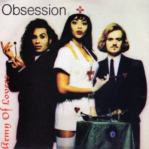 Army Of Lovers - Obsession (Vinyl, 12'') 1991