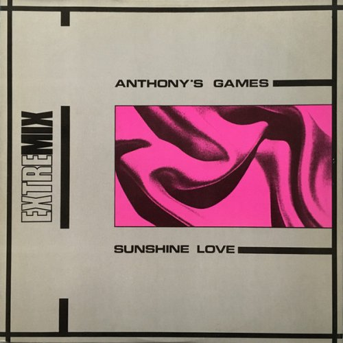 Anthony's Games - Sunshine Love (Vinyl, 12'') 1985