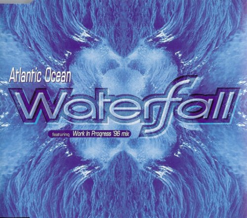 Atlantic Ocean - Waterfall (CD, Maxi-Single) 1995