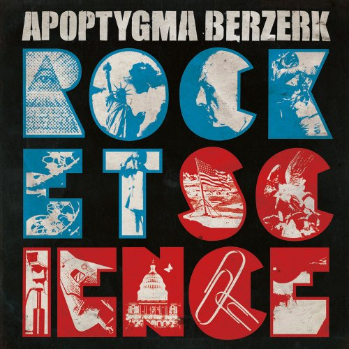 Apoptygma Berzerk - Rocket Science ‎(14 x File, FLAC, Album) 2019