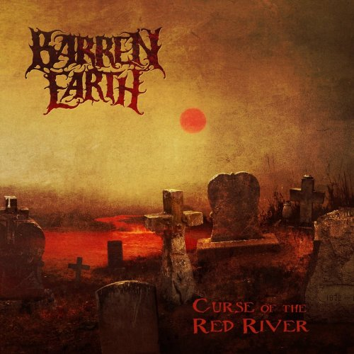 Barren Earth - Curse Of The Red River (2010)