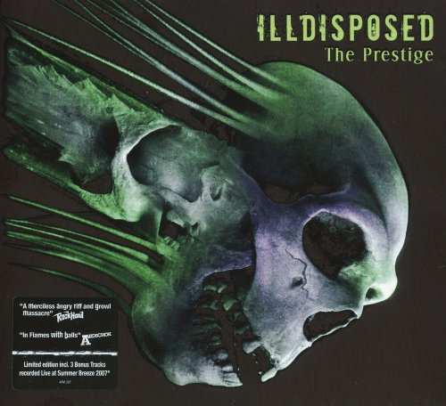 Illdisposed - The Prestige [Limited Edition] (2008)