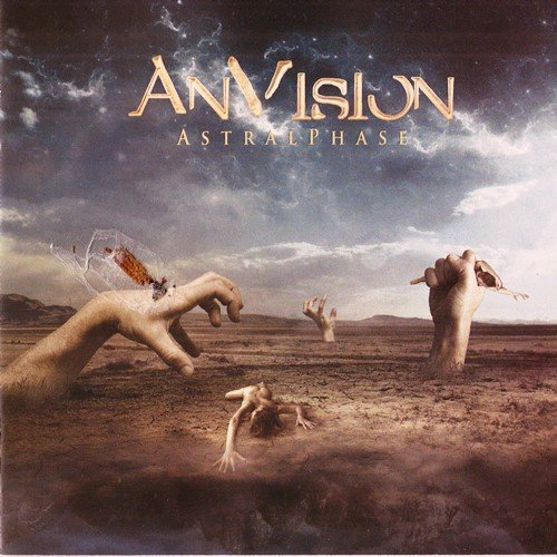 AnVision - Astralphase (2012)