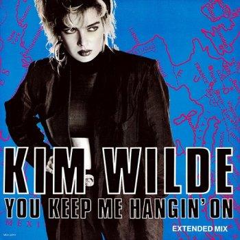 Kim Wilde - You Keep Me Hangin' On (US, 12'') (1987)