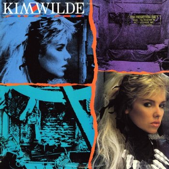 Kim Wilde - Go For It (US, 12'') (1985)