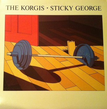 The Korgis - Sticky George (1981)