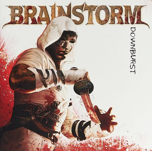 Brainstorm - Downburst [Limited Edition] (2008)