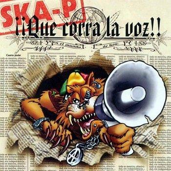 Ska-P - ¡¡Que Corra La Voz!! (2002)