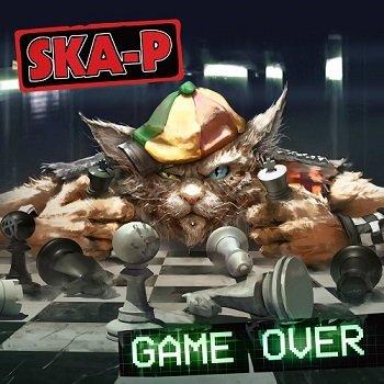 Ska-P - Game Over [WEB] (2018)