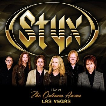 Styx - Live at the Orleans Arena, Las Vegas (2015)