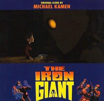 Michael Kamen - The Iron Giant / Стальной гигант OST (1999)