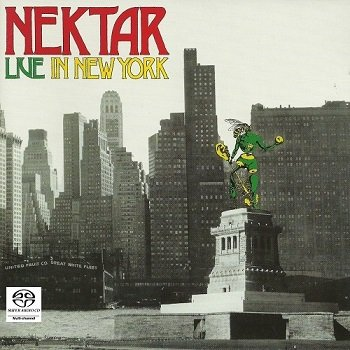 Nektar - Live In New York [SACD] (2004)
