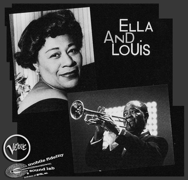 ELLA FITZGERALD & LOUIS ARMSTRONG «Gold Collection» (2 x SACD + 4 x 24Kt Gold CD • 1956-1962)