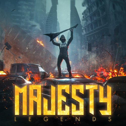 Majesty - Legends [2CD] (2019)