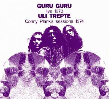 Guru Guru & Uli Trepte - Live & Unreleased (1995)