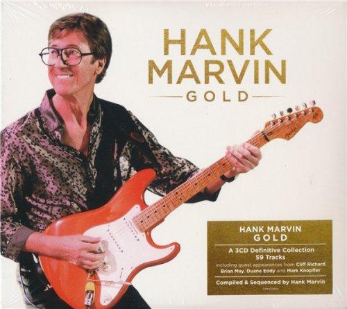 Hank Marvin - Gold (3 CD Set) (2019)