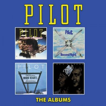 Pilot - The Albums (1974-77) [WEB] (2020) 4CD BOX