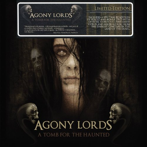 Agony Lords - A Tomb For The Haunted [Limited Edition] (2012)