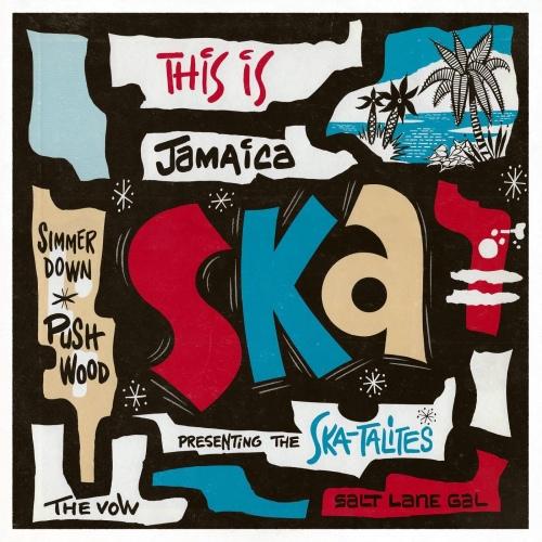 VA - This Is Jamaica Ska (2020) [Hi-Res]