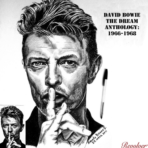 David Bowie – The Dream Anthology 1966-1968 (2019) [FLAC]
