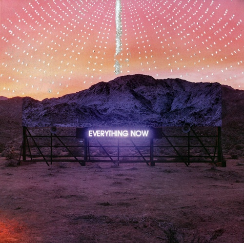 Arcade Fire - Everything Now (2017) [Vinyl Rip, Hi-Res]