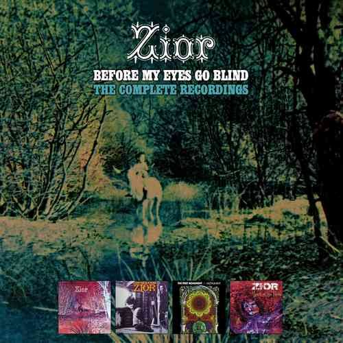 Zior - Before My Eyes Go Blind: The Complete Recordings [WEB] (1971-73/2019) Box Set 4CD