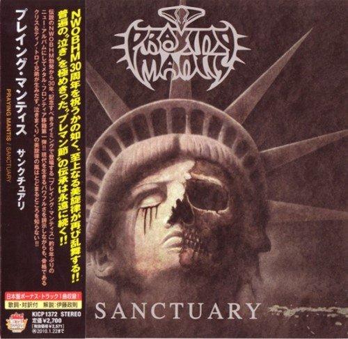 Praying Mantis - Sanctuary (2009) [Japan Edit.]