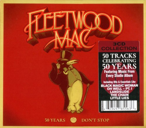Fleetwood Mac - 50 Years: Don't Stop [3CD] (2018)