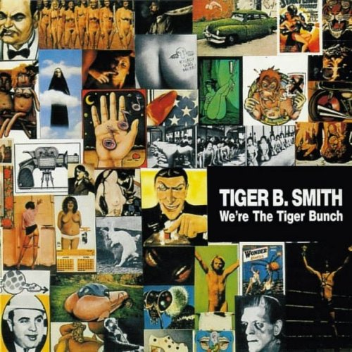 Tiger B. Smith - We're The Tiger Bunch (1974)