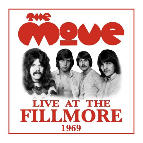 The Move - Live At The Fillmore 1969 [2 CD] (2012)