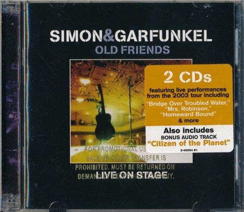 Simon & Garfunkel - Old Friends: Live On Stage (2004)