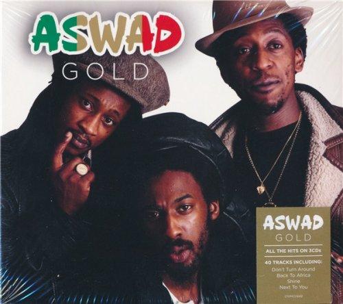 Aswad - Gold (3CD Set 2020)