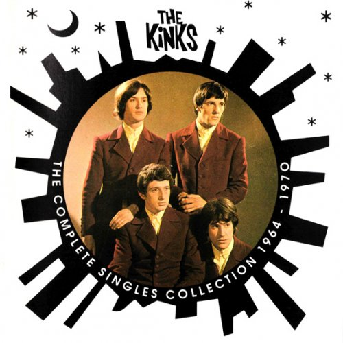 The Kinks - The Complete Singles Collection [1964 - 1970] (Japan,1993) 2CD