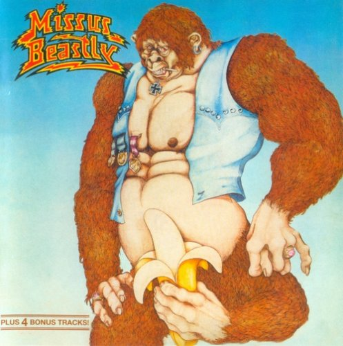 Missus Beastly - Missus Beastly (1974) (Reissue, 2005)