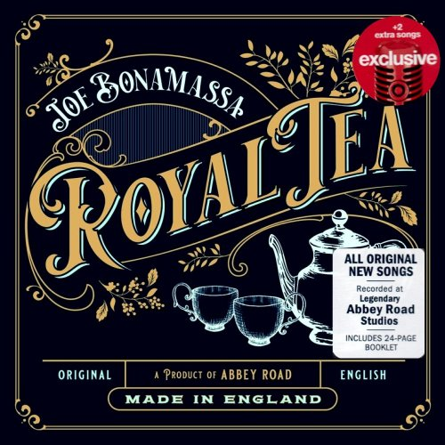 Joe Bonamassa - Royal Tea [Limited Edition] (2020)