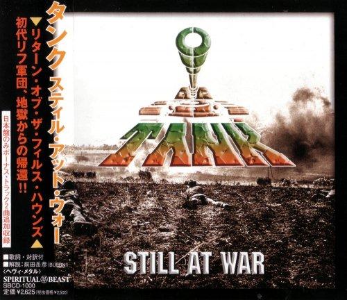 Tank - Still At War [Japanese Edition] (2002)