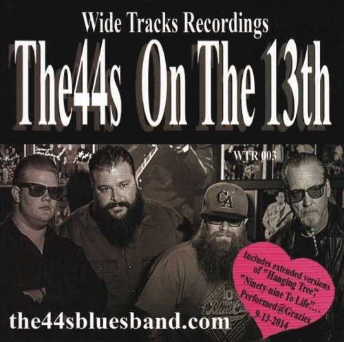 The 44s (The Forty Fours) - On The 13th (2014)