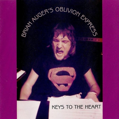 Brian Auger's Oblivion Express - Keys To The Heart (1987)