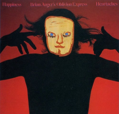 Brian Auger's Oblivion Express - Happiness Heartaches (1977)