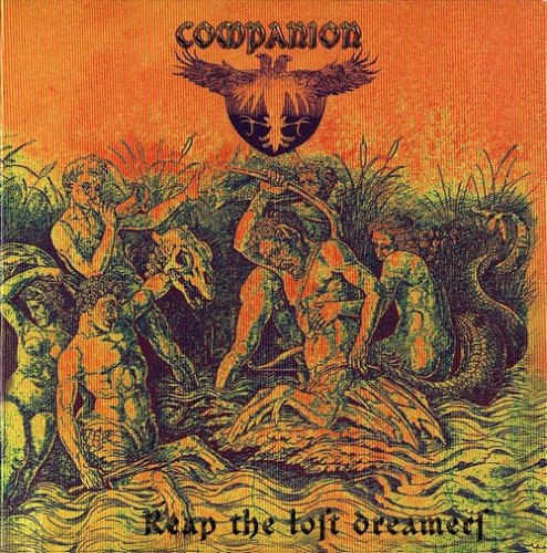 Companion - Reap The Lost Dreamers (1974) (Reissue, 2002)