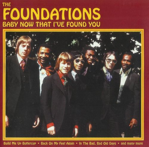 The Foundations - Baby Now That I Found You (1967-76) (Compilation, 1998) 2CD