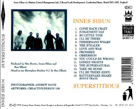 Innes Sibun - Superstitious (1995)