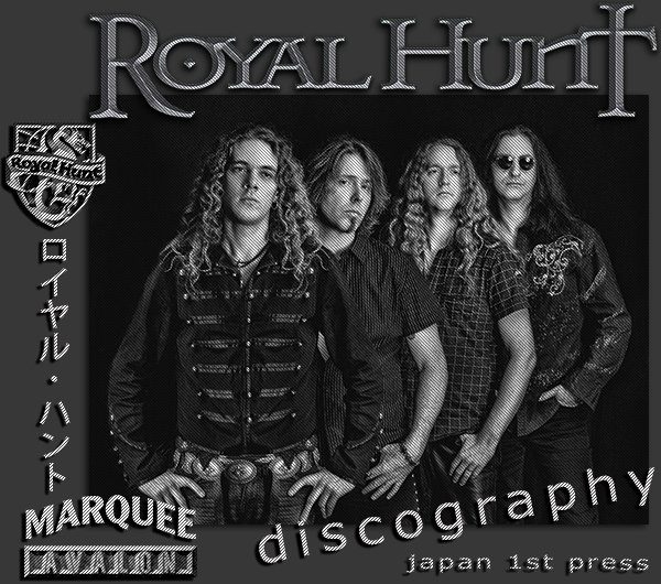 ROYAL HUNT «Discography» (22 x CD • 1St Press • 1992-2018)