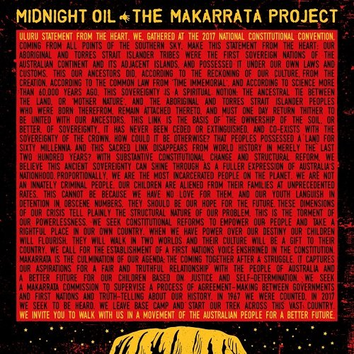 Midnight Oil – The Makarrata Project (2020)