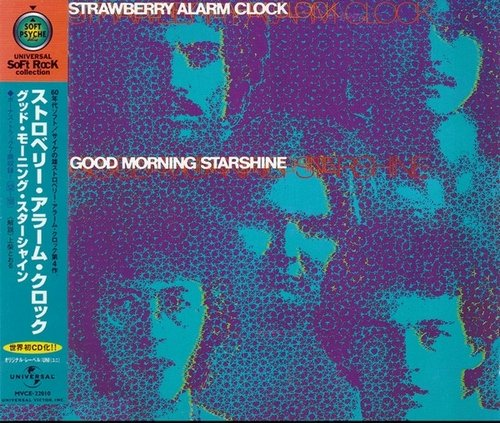 Strawberry Alarm Clock - Good Morning Starshine (1969) (Japan, Expanded,1997)