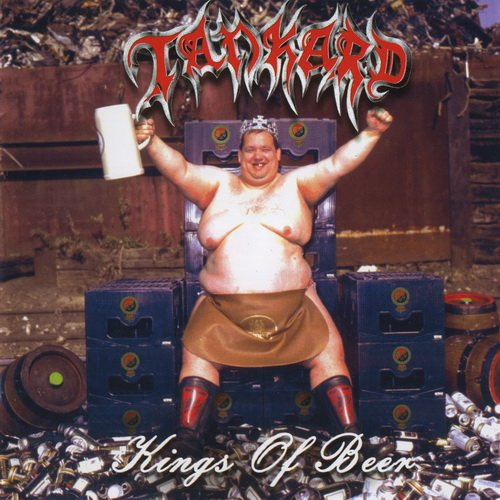 TANKARD «Discography» (19 x CD • Noise International • 1986-2017)