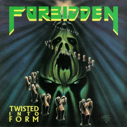 Forbidden - Twisted Into Form (1990)