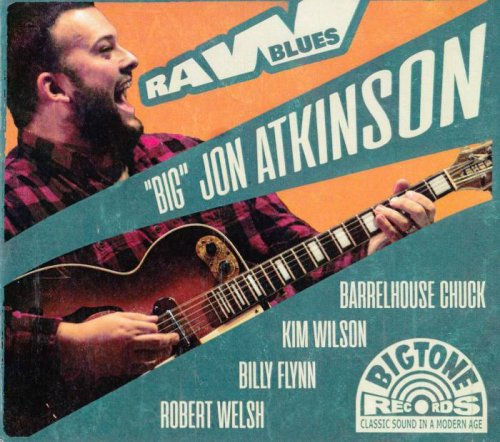 Big Jon Atkinson - Raw Blues (2019)