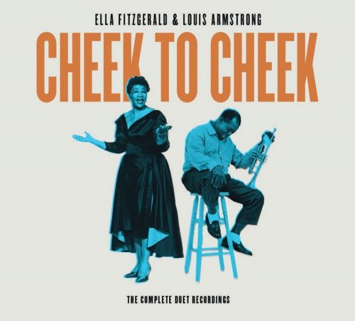 Ella Fitzgerald & Louis Armstrong – Cheek to Cheek: The Complete Duet Recordings (2017) 4CD [WEB]