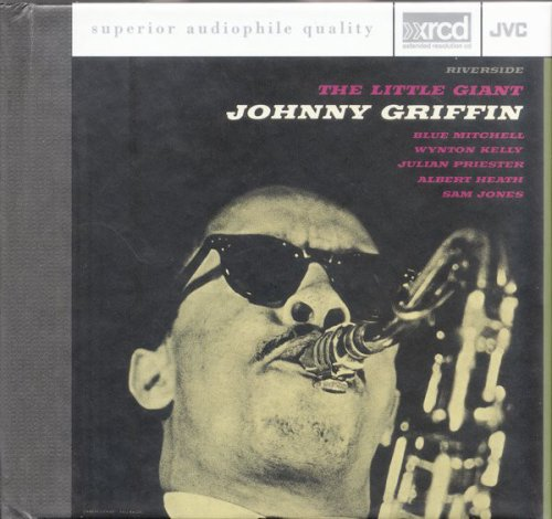 Johnny Griffin - The Little Giant (1959)
